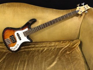 Schecter Stiletto Vintage-4 Bass - W/Case ギター