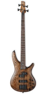 Ibanez SR650 Electric Bass Guitar, Antique Brown Stained - SR650ABS ギター