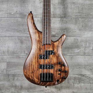 Ibanez SR650 Electric Bass Guitar Antique Brown Stained ギター