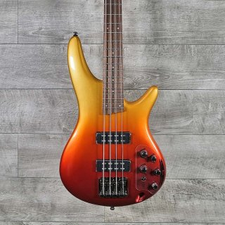 Ibanez SR300 Electric Bass Guitar Autumn Fade Metallic ギター