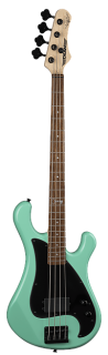Dean JLHB SFG Jon Lawhon Hillsboro 4-String Bass Guitar, Sea Foam Green ギター