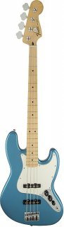 Fender Jazz Bass Lake Placid Blue ギター
