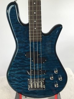 Spector Legend 4 Quilt Blue ギター