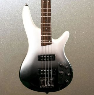 Ibanez SR300e Electric Bass Pearl Black Fade Metallic ギター