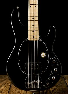Sterling StingRay 4 - Black - Free Shipping ギター