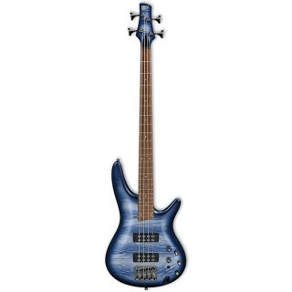 Ibanez SR300ENPM Electric Bass Guitar in Navy Planet Matte ギター