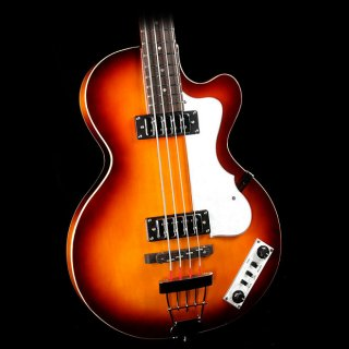 Hofner Ignition Club Bass Sunburst ギター