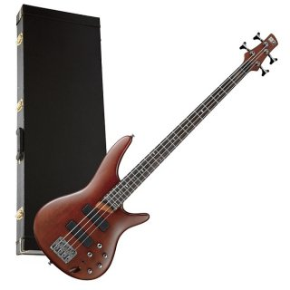 Ibanez SR500 4-String Bass Guitar - Brown Mahogany PERFORMER PAK ギター