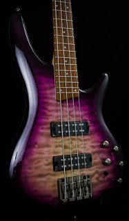 Ibanez SR400EQM PCG Purple Space Burst Gloss ギター