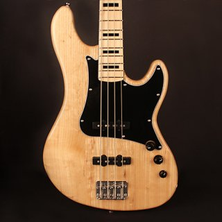 Cort GB Series GB54JJ 4-String Electric Bass Guitar, Natural, Swamp Ash Body, New, free Shipping ギター