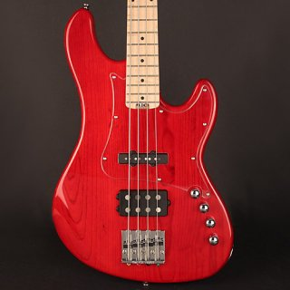 Cort GB74JHTR 4 String, JH Pickups, Trans Red, 2 Band EQ w/ Passive-Active Switch, Free Shipping ギター