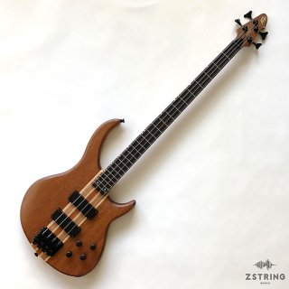Peavey Grind 4 Bass, Natural Mahogany/Maple, 4-String ギター