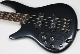 Ibanez SR300EL Left-Handed 4-String Bass, Iron Pewter, NEW! SR300 #ISS1886 ギター