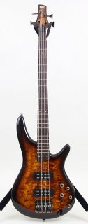 Ibanez SR400EQM SR-Series Bass Guitar - Dragon Eye Burst ギター