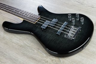 Spector Legend4 Standard 4-String Electric Bass Rosewood Board Black Stain Gloss ギター