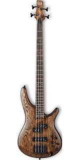Ibanez SR650ABS 4-String Bass Antique Brown Stained ギター