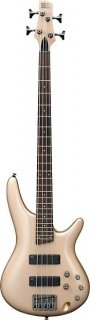 Ibanez Soundgear 300 Series 4 String Bass, Champagne Gold ギター