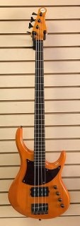 MTD Kingston Artist 4 String guitar bass Amber ギター