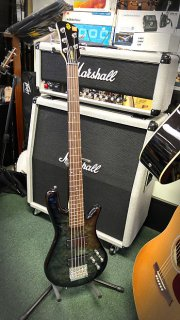 Spector Legend 5 Standard Quilted Transparent Gray ギター