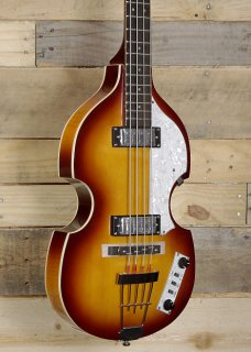 Hofner Ignition Beatle Bass SB W/ Case ギター