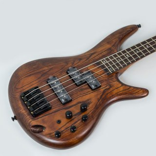 Ibanez SR650ABS 4-String Bass Guitar in Antique Brown Burst ギター