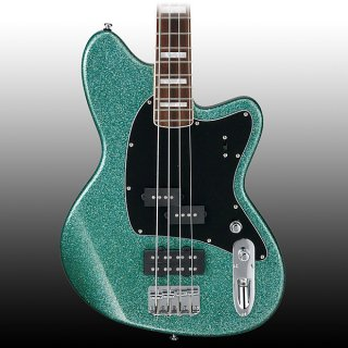 Ibanez TMB310 Electric Bass - Turquoise Sparkle ギター