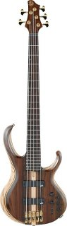 Ibanez BTB1805E Premium 5 String Bass - Natural Low Gloss ギター