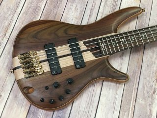 Ibanez Soundgear 5 String Bass SR1805 ENTF 2017 Natural w/ Bag ギター