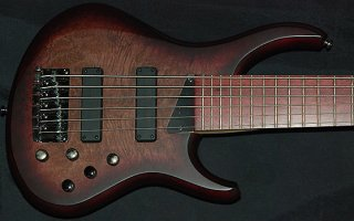 MTD Kingston Andrew Gouche Signature Model 6 String Bass ギター