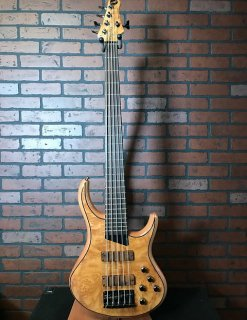 MTD Kingston Z5 five string bass ギター