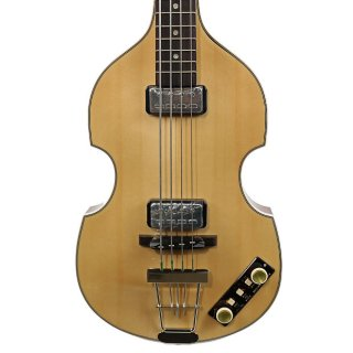 "Brand New Hofner Limited Edition 500/1 Gold Label ""Berlin"" Violin Bass Madrone Burl ギター"