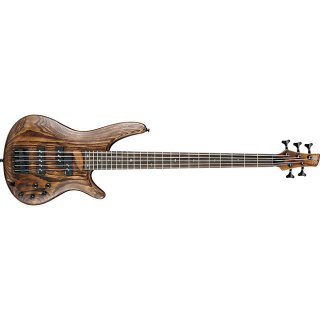 Ibanez SR655 SR Standard 5-String Electric Bass Antique Brown Stained ギター
