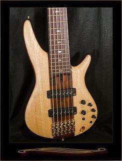 Ibanez SR1306E Premium 6-String in Satin Natural ギター