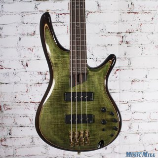New Ibanez Premium SR1400E Bass Guitar Mojito Lime Green ギター