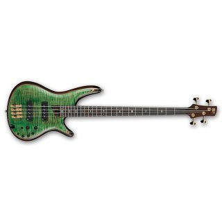 Ibanez SR Premium SR1400E Mojito Lime Green MLG Electric Bass + Gig Bag SR1400 ギター