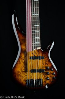 Ibanez SRAS7-DEB SRA Bass Workshop Series 7-String Fretted/Fretless Hybrid Bass w/ Case ギター