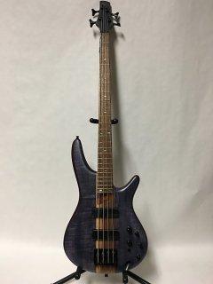Ibanez SR870 Electric Bass Deep Twilight Flat ギター