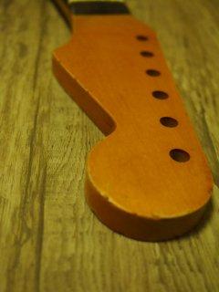 未使用 ALLPARTS製Fenderフェンダーストラトキャスター9.5 Cレリック加工 ローズウッド ヴィンテージ ギターネック