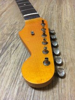 未使用 ALLPARTS製Fenderフェンダーストラトキャスター 22 JUMBOレリック加工 ローズウッド ヴィンテージ ギターネック