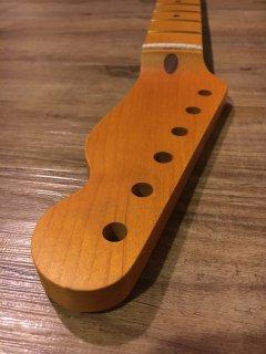 未使用 ALLPARTS製FenderフェンダーテレキャスターNOS C 9.5  レリック加工 メイプル ヴィンテージ ギターネック
