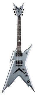 Dean Razorback Dimebag Electric guitar in Gun Metal Grey Model RZR DB GMG NC ギター