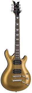 Dean Model ICON X SGD Satin Gold Finish Icon Series Archtop Electric Guitar ギター
