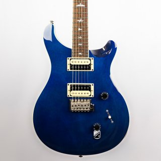 Paul Reed Smith SE Standard 24 in Translucent Blue ギター