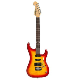 Washburn Sonamaster Electric Guitar Red Sunburst ギター