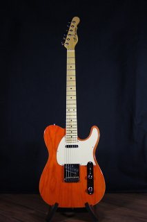G&L ASAT Classic Alnico 2014 Clear Orange ギター