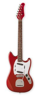 Jay Turser JT-MG2-CAR MG-2 Series Single Cutaway Rosewood Solid Body Electric ギター