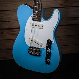 G&L USA ASAT Special Semi-Hollow Himalayan Blue -ギター