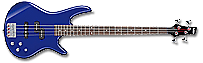 Ibanez GSR200-JB  Jewel Blue ギター