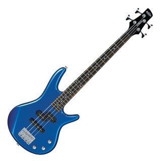 Ibanez GSRM20 miKro 4-string Bass Guitar - Starlight Blue ギター