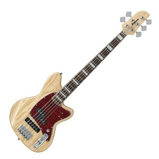 Ibanez TMB605 5-String Talman Bass - Natural ギター